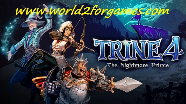 Free Download Trine 4 The Nightmare Prince