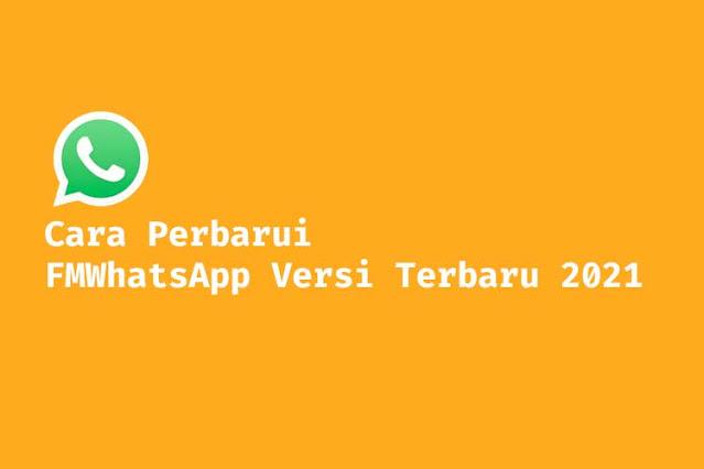 tutorial download fmwhatsapp versi terbaru 2021, fmwhatsapp memang bisa menjadi solusi untuk anda yang menginginkan fitur yang tidak ada di whatsapp resmi. Terutama tampilan yang menarik dan beberapa pengaturan privasi yang tersedia.