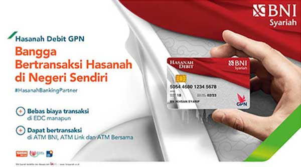 Ganti Kartu ATM BNI Syariah di Kantor Bank BNI