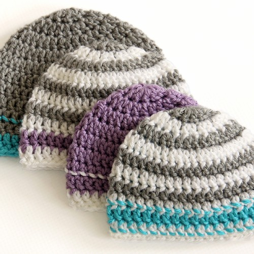 Crochet Caps for a Cause - Free Pattern