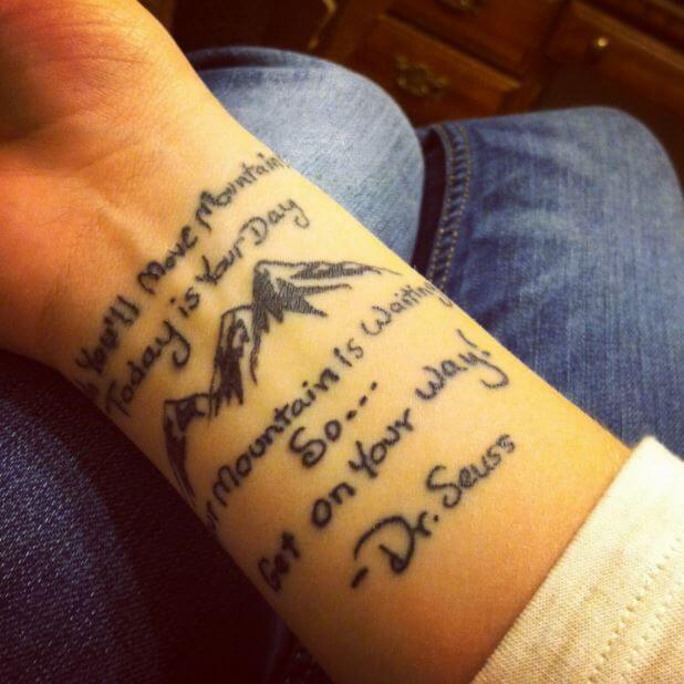 50 inspirational tattoo quotes for men to try 2018 for Tattoo quotes in hindi