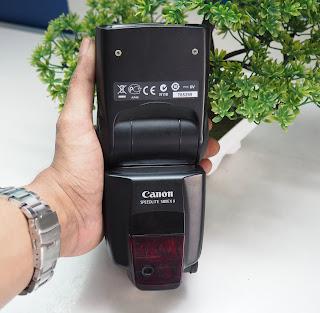 Flash Canon 580EX II Support HSS Bekas