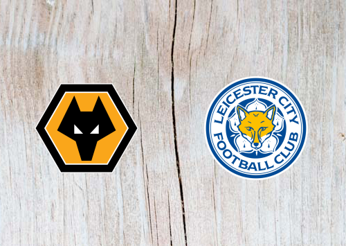 Wolves vs Leicester - Highlights 19 January 2019