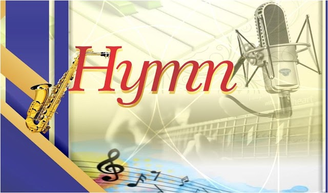 HYMN: My hope is built on nothing less