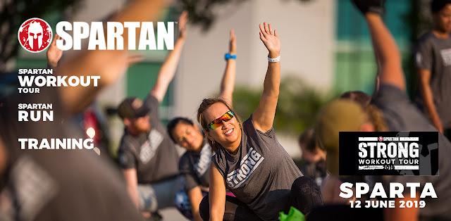 1η Επίσημη Προπόνηση Spartan Race έρχεται στη Σπάρτη