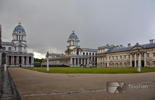 Cutty Sark - kliper herbaciany. Obserwatorium wraz z Domem Królowej i Cutty Sark wchodzi w skład Królewskiego Muzeum w Greenwich.