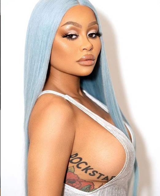 Blac Chyna flaunts sideboob In new sexy photo