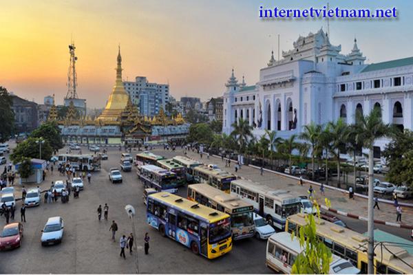Tập Đoàn FPT Được Cấp Giấy Phép Kinh Doanh Tại Myanmar 1