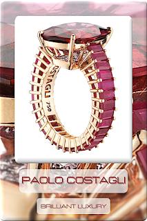 ♦Paolo Costagli Jewelry #jewelry #paolocostagli #rings #brilliantluxury