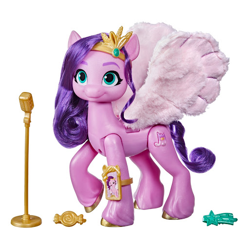 My Little Pony: A New Generation Movie Musical Star Princess Petals, Plays Music