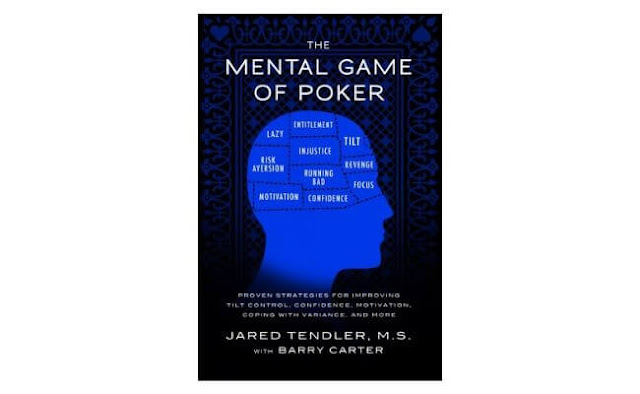 Best Poker Beginner Books The Mental Game of Poker