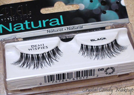 Commande Madame Madeline (Faux-cils) - Falsies - Ardell Natural Demi Wispies Black