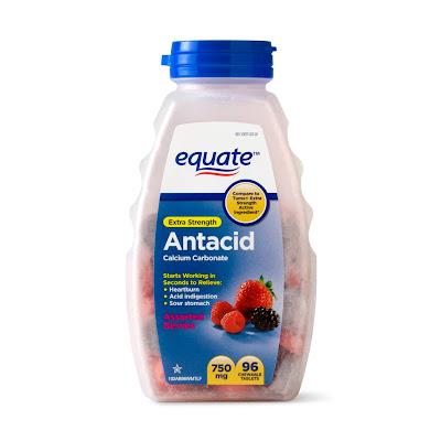 Antacid Chữa đau bụng do tăng acid