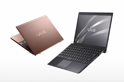 Notebook Sony marca VAIO