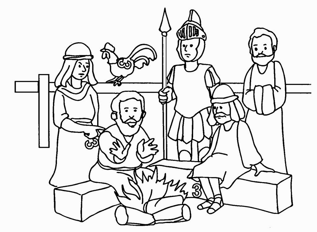 The Holiday Site: Biblical Christmas Coloring Pages