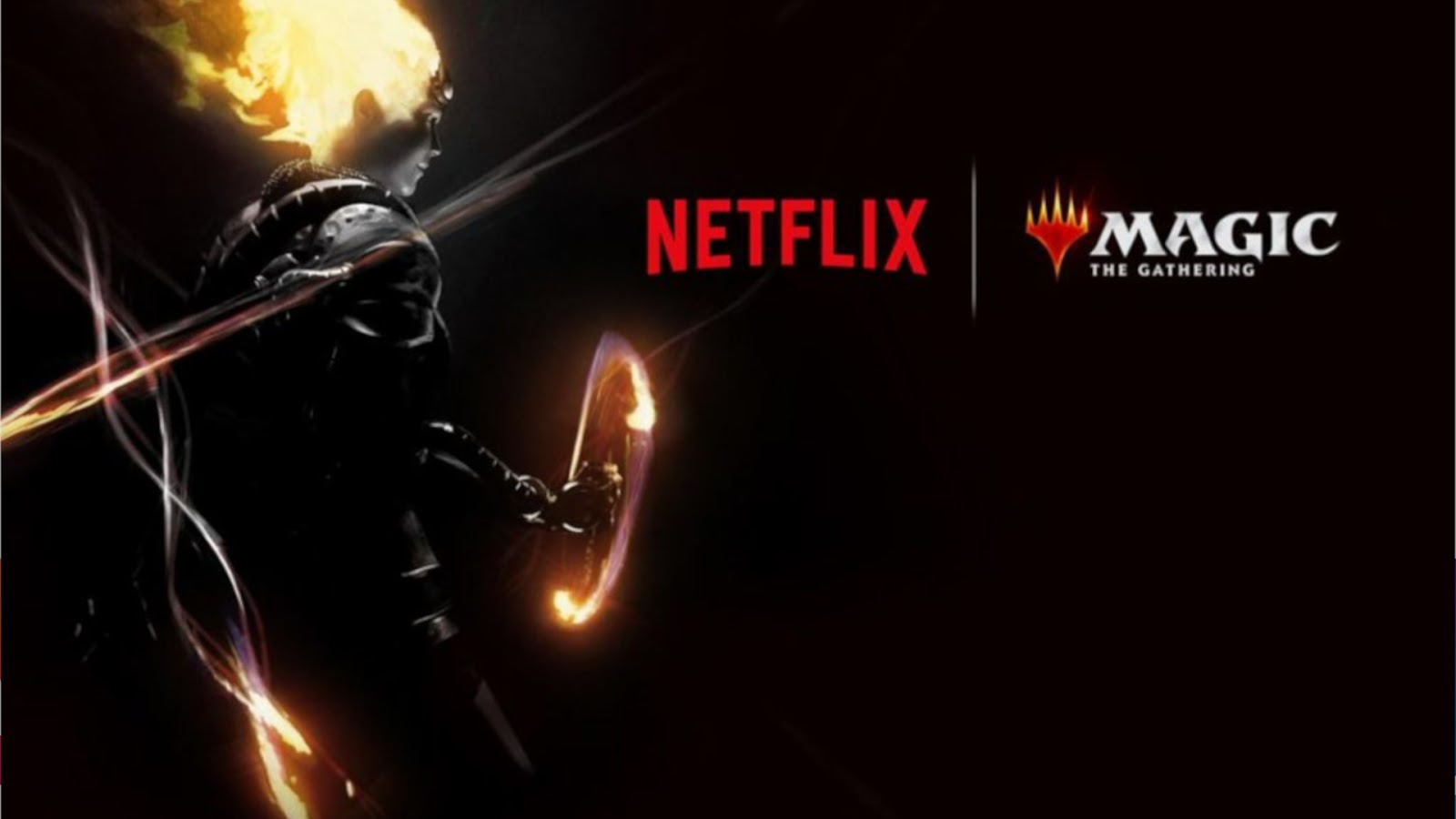 Board Game News Netflix and Magic the Gathering Anime