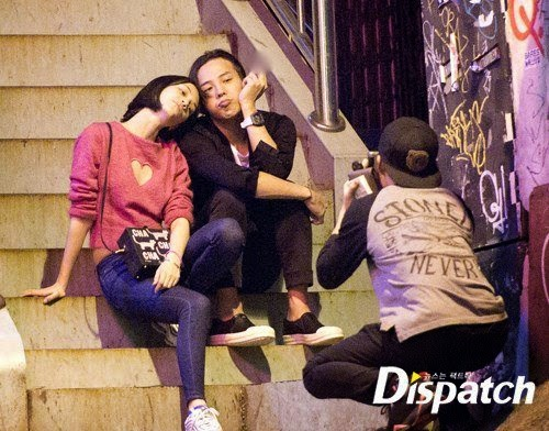 G dragon and cl dating 2011