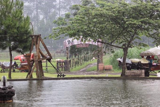 Wisata de' Ranch Lembang