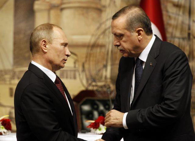 Πούτιν εναντίον Ερντογάν με φόντο τους νεκρούς στη Συρία