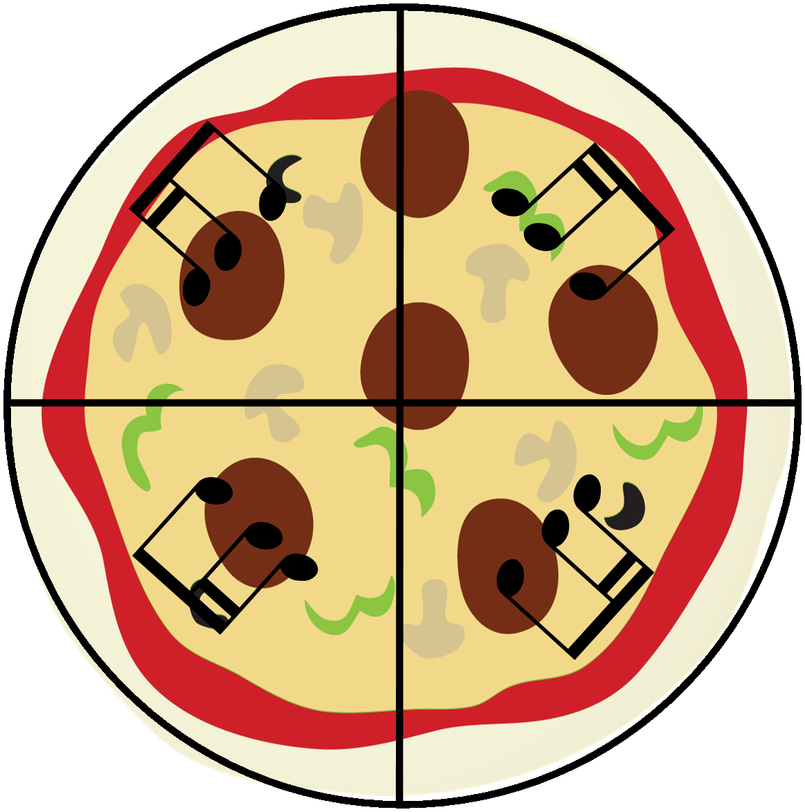 Made For Music Teachers Pizza Composing