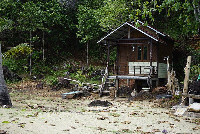 Penginapan Batu Putih Cottage Karimunjawa