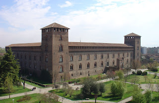 The Castello Visconteo is an attraction for visitors to Pavia