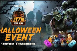 Terbaru Event Free Fire Oktober 2019 yang Tak Boleh Dilewatkan
