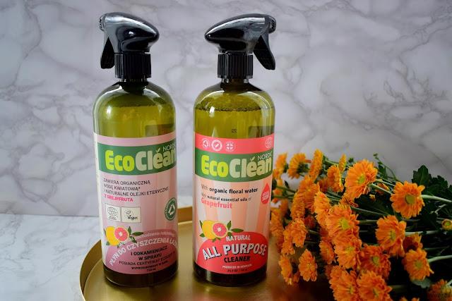 Naturalne sprzątanie z produktami Eco Clean