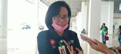 Juru Bicara Covid -19 Maluku Tenggara dr Katrinje Notanubun