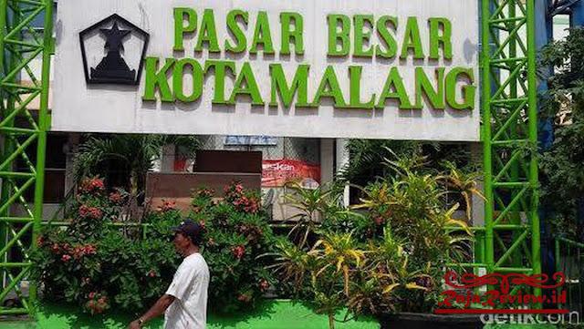 Pesar Besar Malang, Alamat Pasar Besar Malang, Ke Pasar Besar Malang Naik Angkot Apa