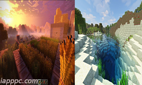 Minecraft look better in 2021