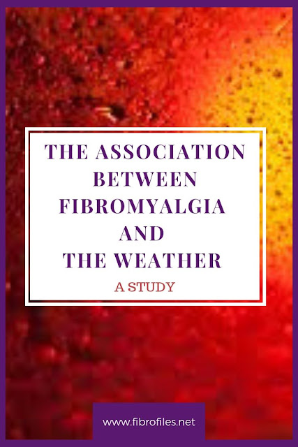 FIBROMYALGIA and the weather