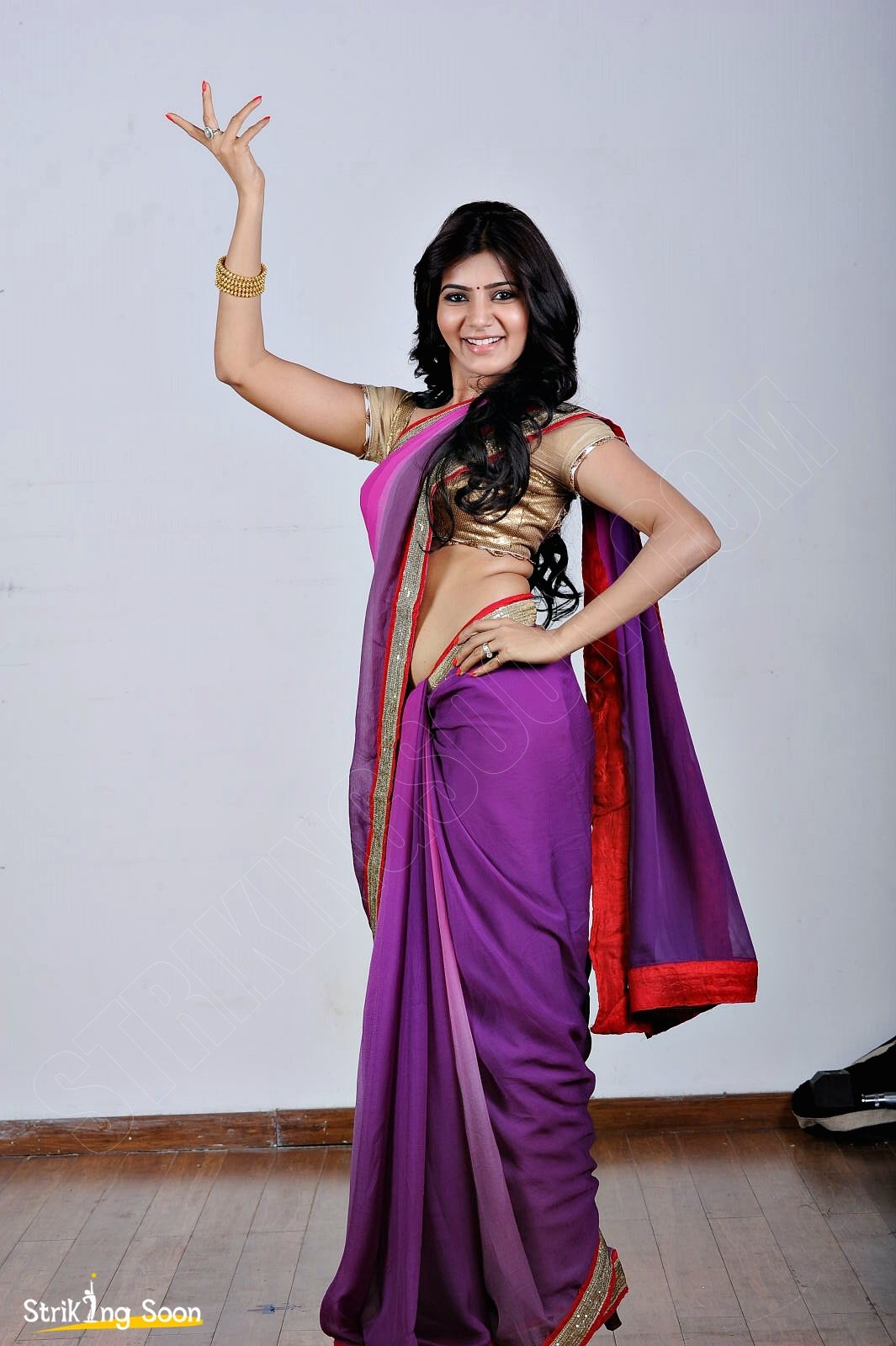 Spicy Saree: Samantha In Jabardasth Hot Saree Photos « Strikingsoonofficial