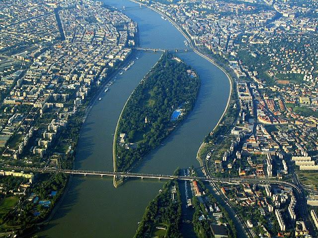 Ilha Margaret, Budapeste