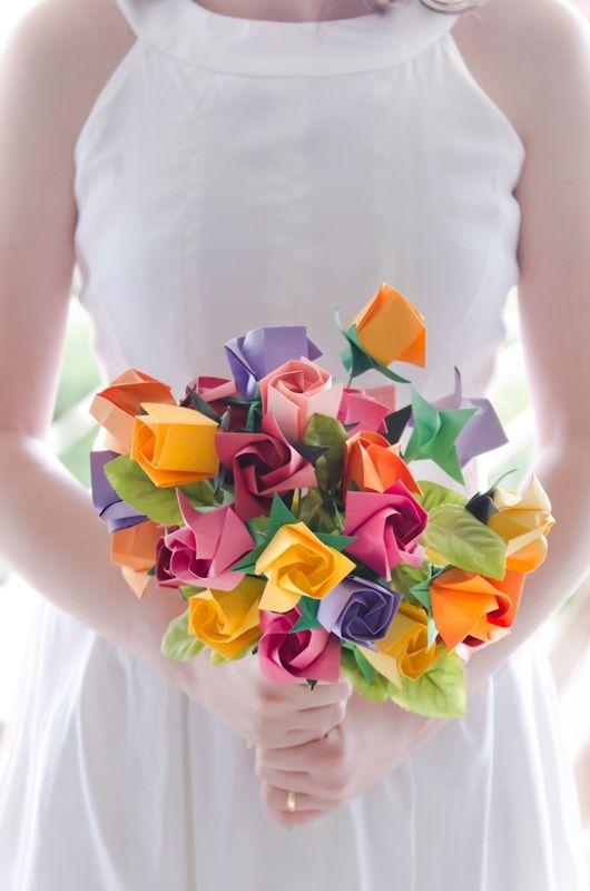 Ideias de buquê de noiva