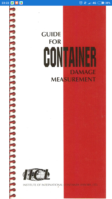 Guide For Container Damage Measurement - .apk Version