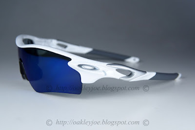 oakley radarlock nose piece 6h5w  lens pre coated with Oakley hydrophobic nano solution comes with case,  microfiber pouch and extra nose piece Custom Radarlock Path