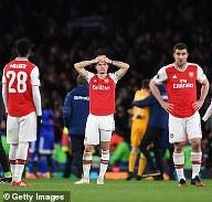 Mikel Arteta: Arsenal has improved since 'cruel' loss to Olympiacos last season