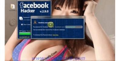 اختراق الفيس بوك باقل من 5 دقائق hacker facebook v2.4