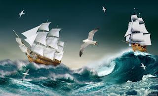 तूफानों की ओर कविता का भावार्थ प्रश्न उत्तर मूल भाव