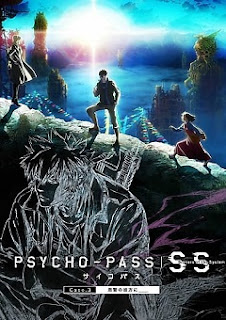 Psycho-Pass Sinners of the System Case 3 2019