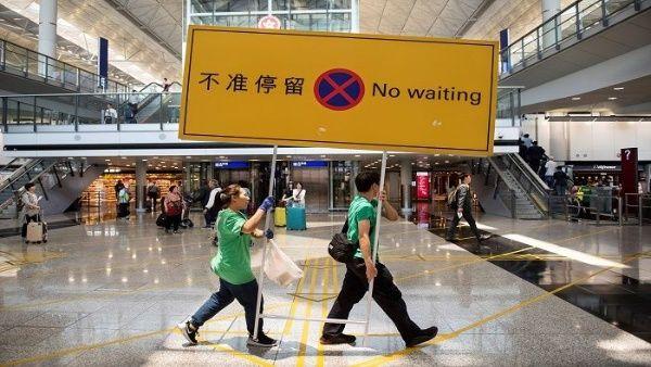 China exige a EE.UU. mantenerse al margen de sus políticas