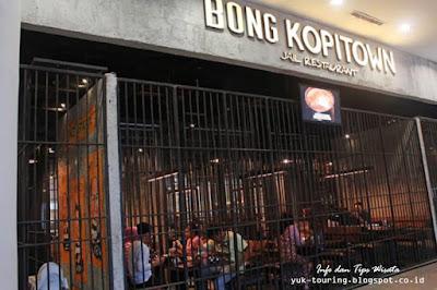 sel bong kopitown