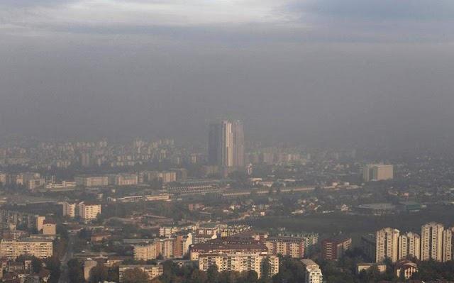 Μειωμένο κατά τρία χρόνια το προσδόκιμο ζωής εξαιτίας της παγκόσμιας «πανδημίας» ατμοσφαιρικής ρύπανσης