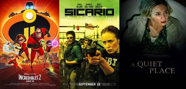 daftar film barat terbaik, film hollywood 2018 terbaik terbaru