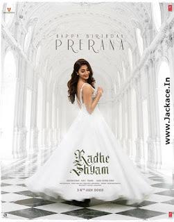 Radhe Shyam First Look Poster 11