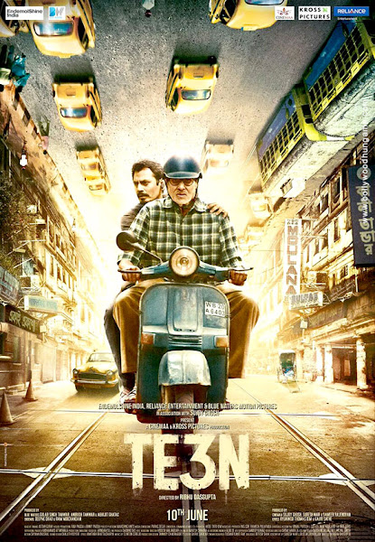 TE3N (2016) Movie Poster