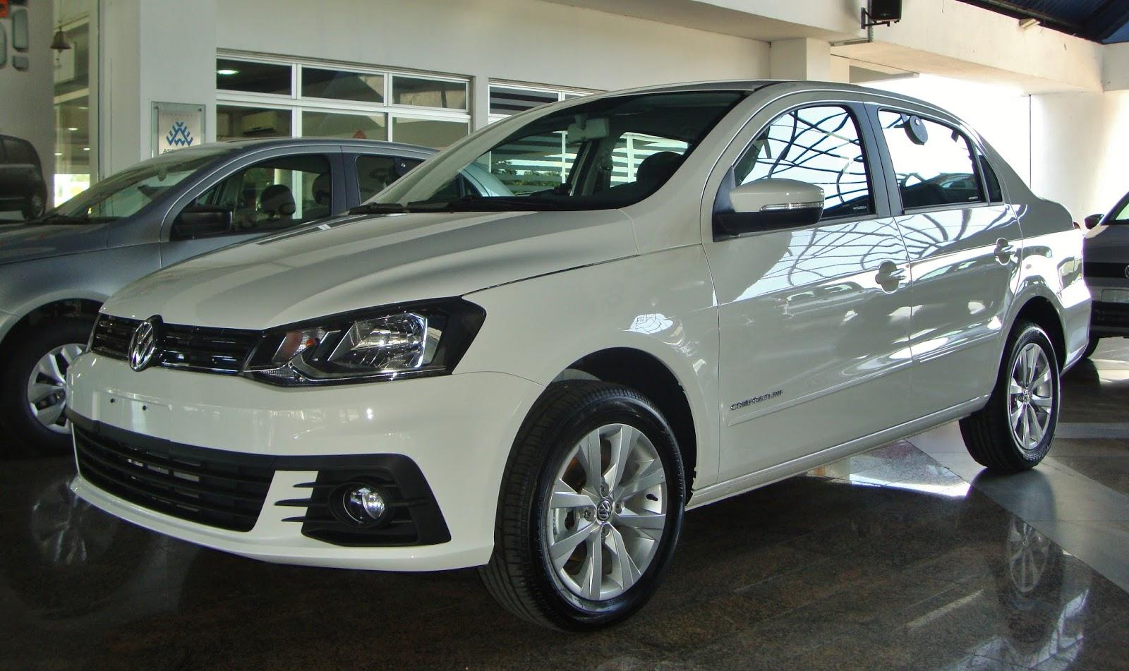 VW Voyage Comfortline 1.6 alia conectividade ao amplo espaço para 5 ocupantes