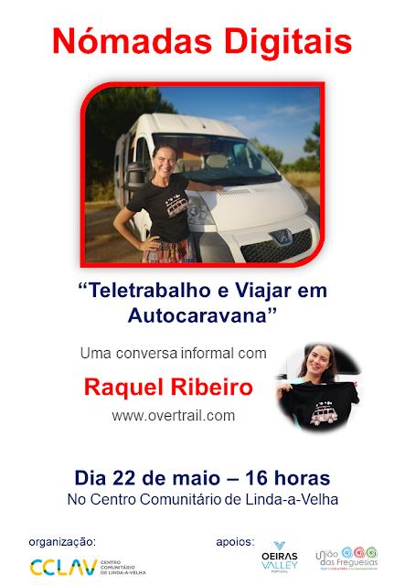 Nómadas Digitais: Teletrabalho e Viajar em Autocaravana