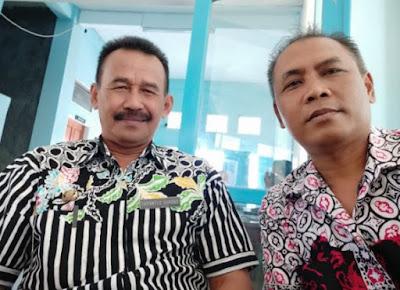 Pak Dadang Sutaryat salah seorang Pengawas Korwil Pendidikan Kecamatan Pameungpeuk, Garut, http://www.librarypendidikan.com/